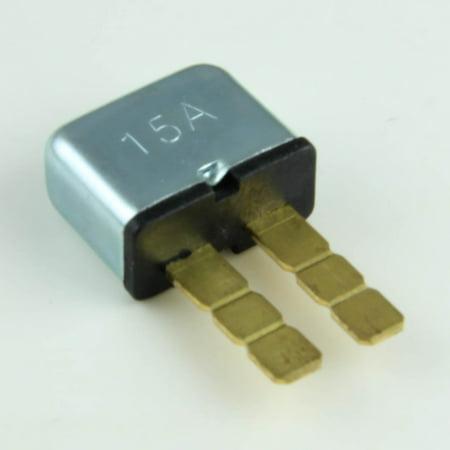 15 Amp Auto-Reset ATC/ATO Blade-Style Circuit Breakers (1 per pack)