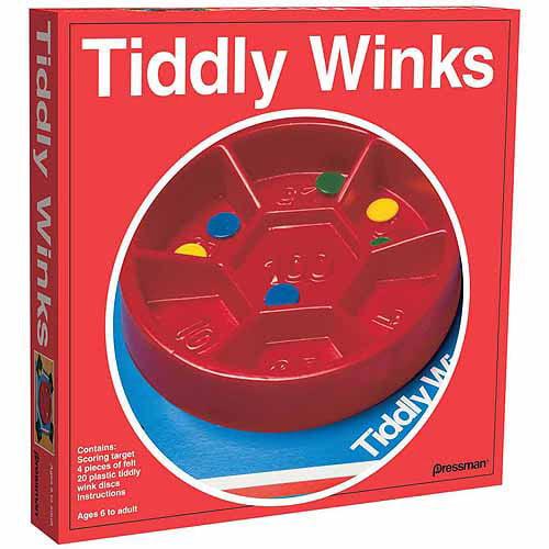 Pressman Toys Pre152712 Tiddly Winks by Pressman