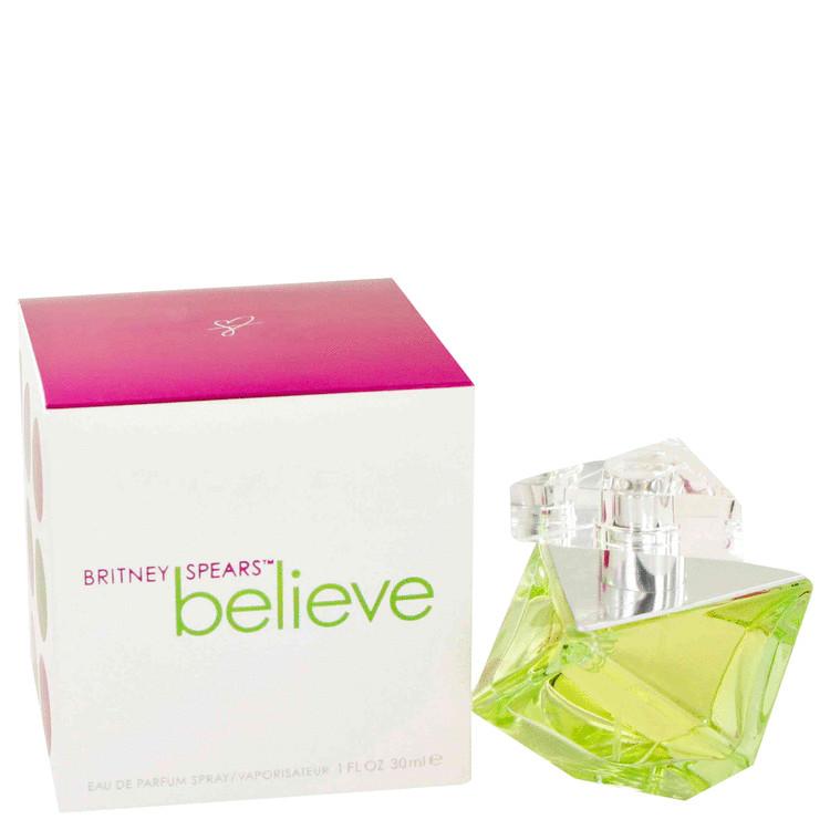 Britney Spears Believe Eau De Parfum Spray for Women 1 oz
