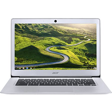 "Image of Acer 14"" Chomrebook, Intel Celeron N3160 1.60 GHz, 4GB Ram, 32GB Flash, Chrome OS CB3-431-C5FM ( Certified Refurbished)"