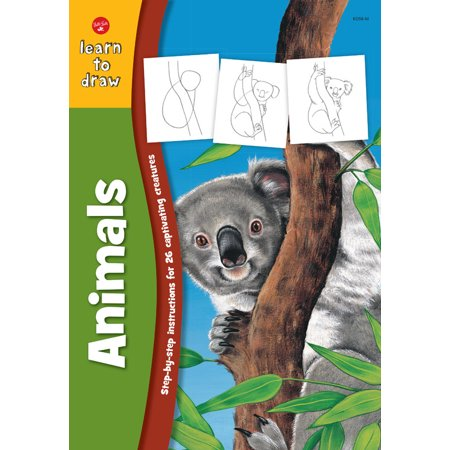 Learn Animal (Learn to Draw Wild Animals)