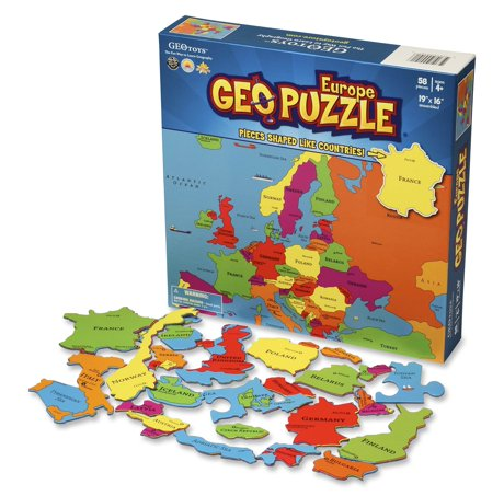Geotoys set of 6 geopuzzles world map puzzle jigsaw puzzle to geotoys set of 6 geopuzzles world map puzzle jigsaw puzzle to learn countries of the world geography game for educational fun gumiabroncs Choice Image