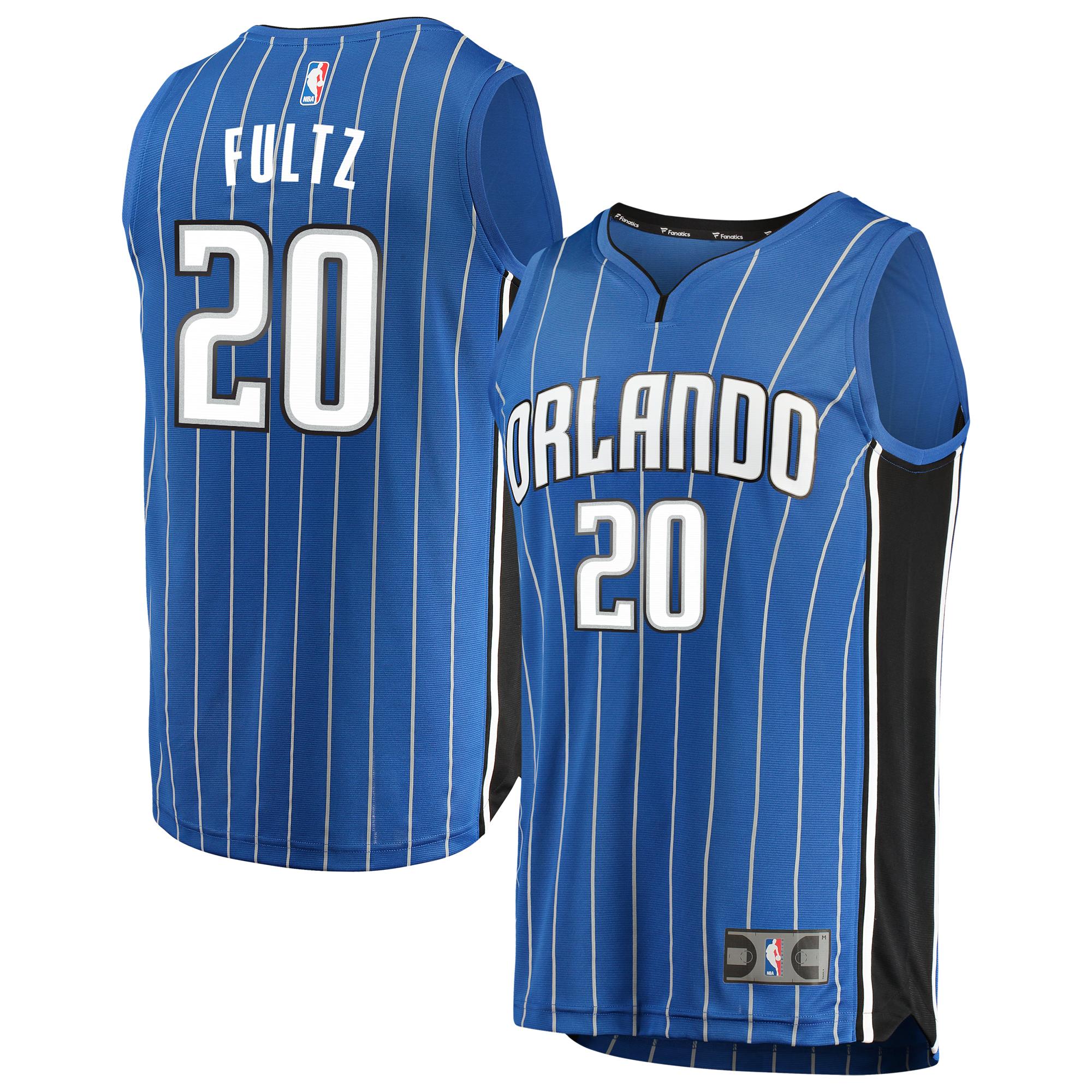 Markelle Fultz Orlando Magic Fanatics Branded Youth Fast Break Replica Jersey Blue - Icon Edition