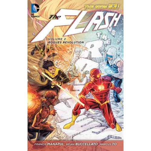 The Flash 2: Rogues Revolution