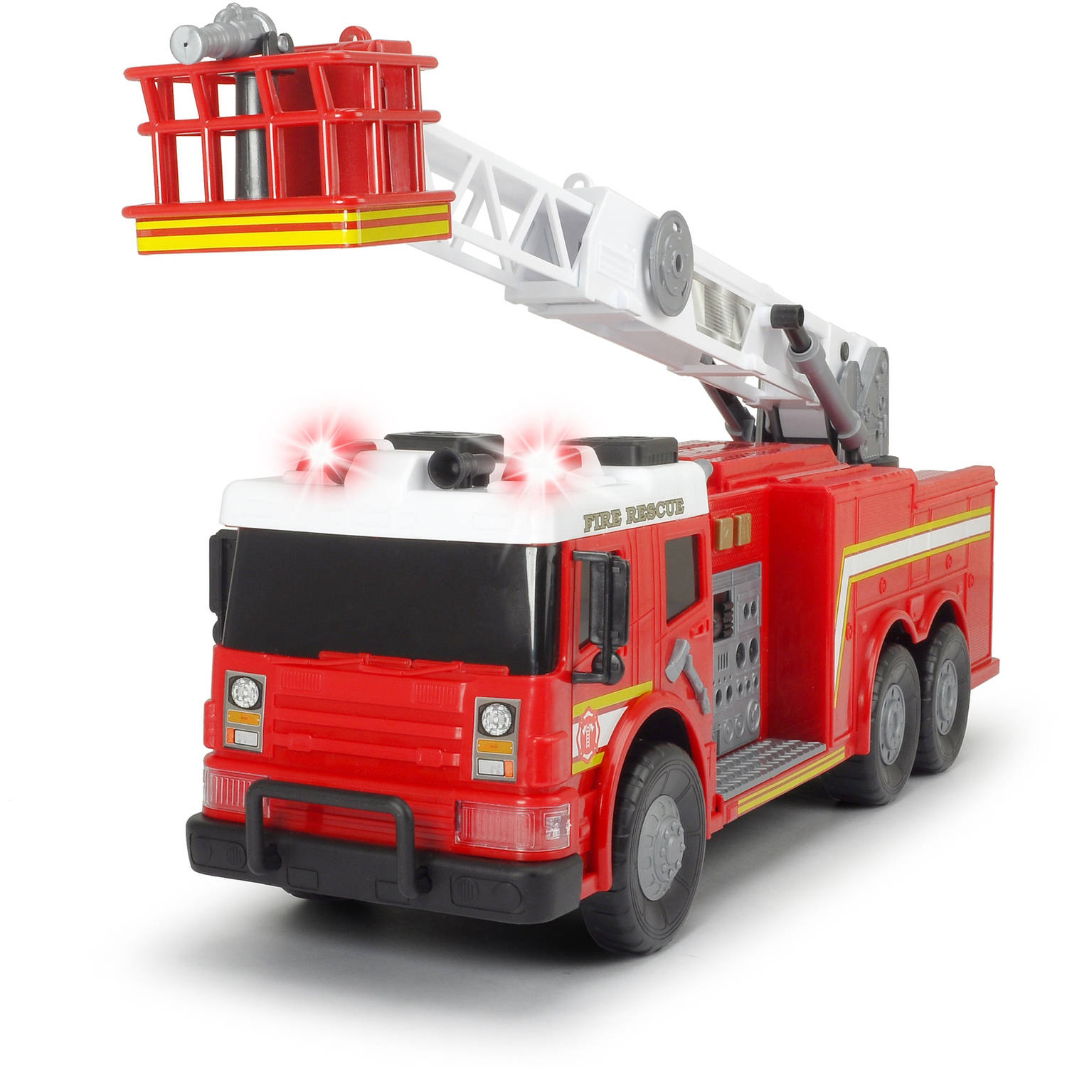 Adventure Force Mighty Truck Fire Truck by Simba Dickie