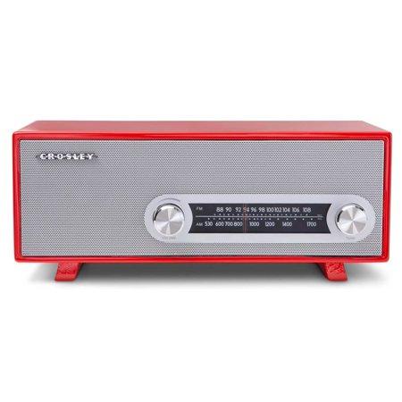 Ranchero Tabletop Radio in Red
