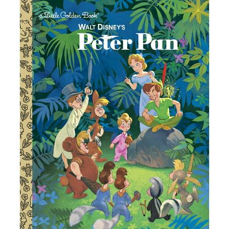 Walt Disney's Peter Pan (Disney Classic) (Hardcover) - Walt Disney World Halloween Castle