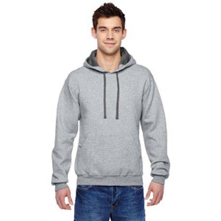 10 Ounce Crewneck Sweatshirt - Fruit of the Loom Adult 7.2 oz. Sofspun® Hooded Sweatshirt SF76R