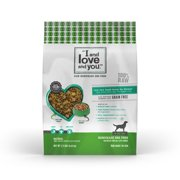 """""""I and love and you"""", In the Raw `Raw Raw Lamb Boom Ba` Grain Free Dehydrated Dog Food, 1.5 LB"""