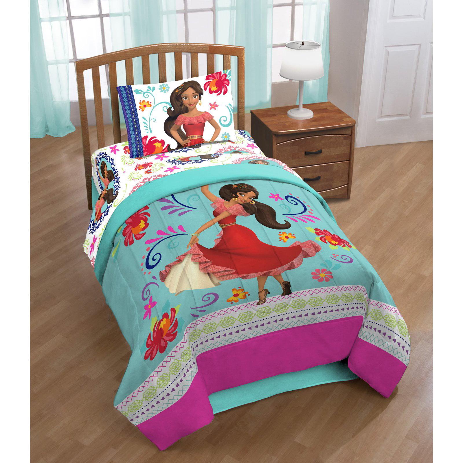 Elena Of Avalor Dancing Reversible Comforter by Disney