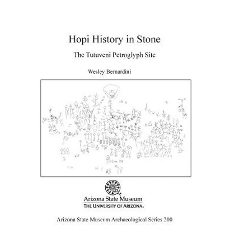 Hopi History in Stone : The Tutuveni Petroglygh Site