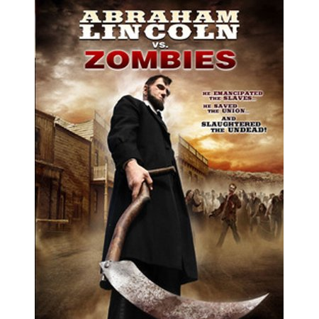 Abraham Lincoln vs. Zombies (Blu-ray) (Abraham Lincoln On The Five Dollar Bill)
