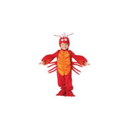 LIL LOBSTER TODDLER 4T - Lobster Halloween