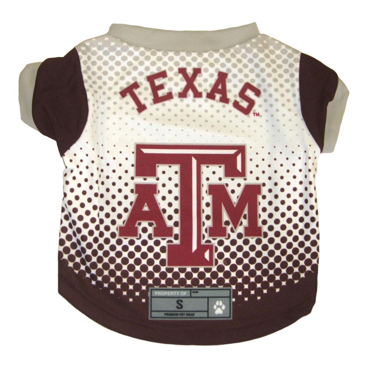 Texas A&M Aggies Pet Performance Tee - XS