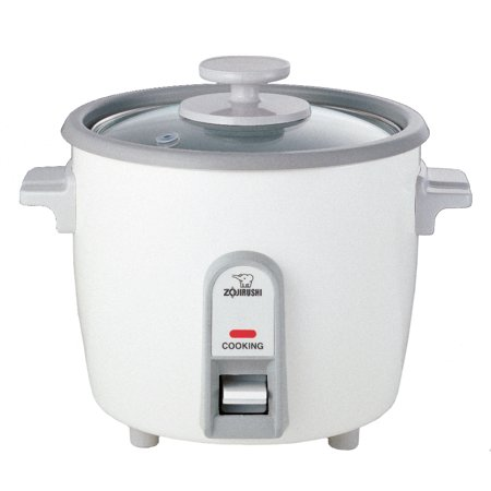 Zojirushi 3-Cup Rice Cooker & Warmer/Steamer