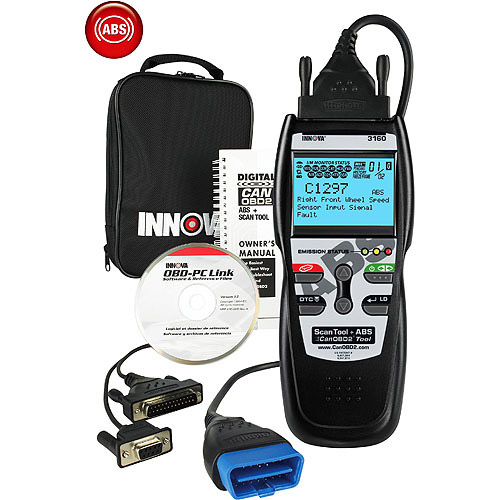 Equus 3160 Innova ABS + Professional Diagnostic Code Scanner