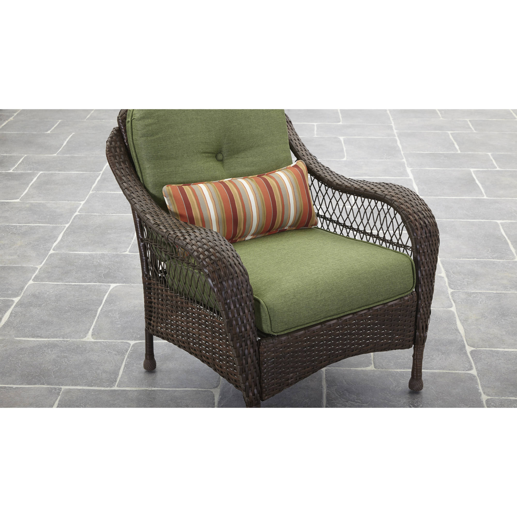 Better Homes And Gardens Azalea Ridge 4 Piece Patio Conversation Set, Seats  4   Walmart.com