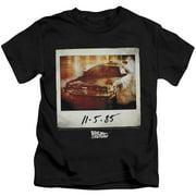 Back To The Future November 5Th Little Boys Shirt