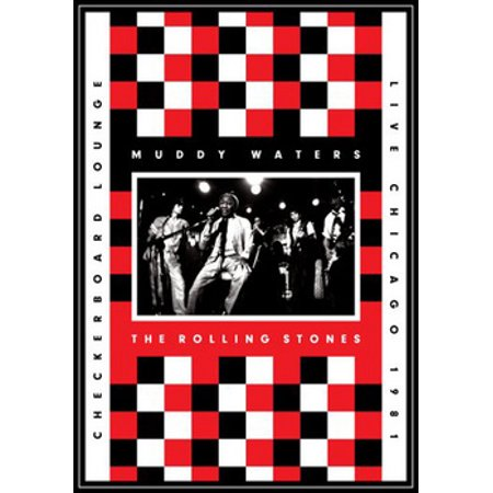 Muddy Waters & The Rolling Stones: Live Checkerboard Lounge 1981 (DVD)