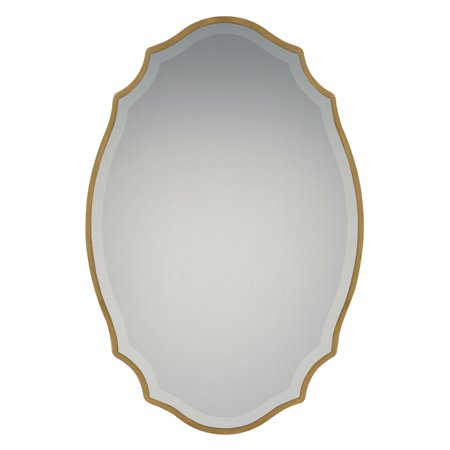 Quoizel Monarch Wall Mirror - 24W x 36H in.