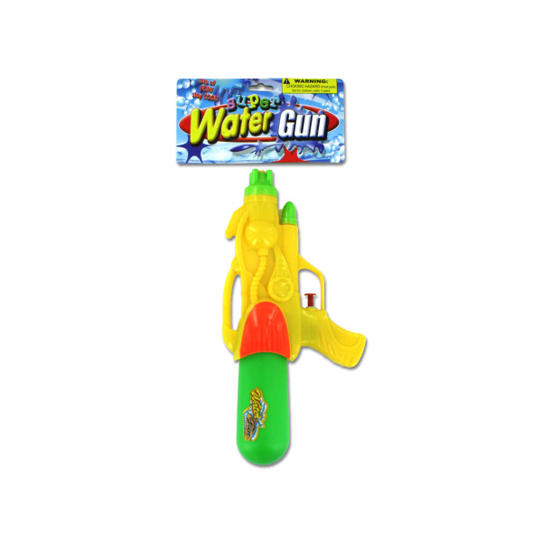 Super Water Gun (Pack Of 24) by Bulk Buys