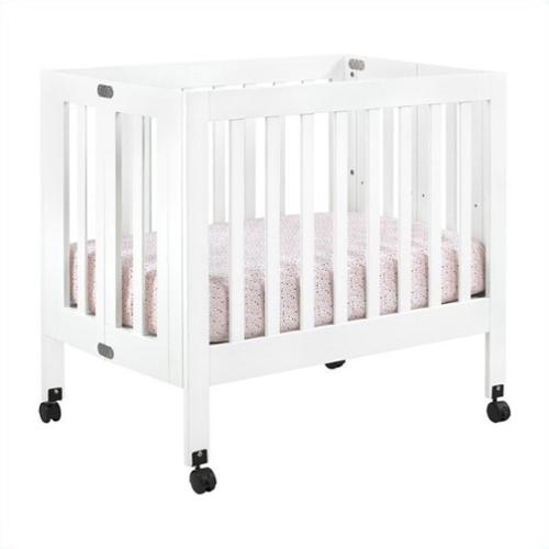 origami mini crib white walmartcom