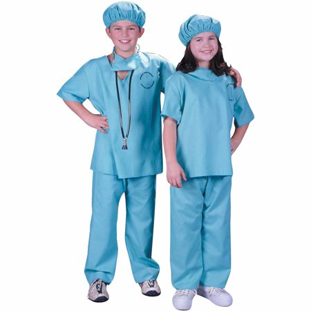 Scary Doctor Halloween Costumes (Doctor Child Halloween)