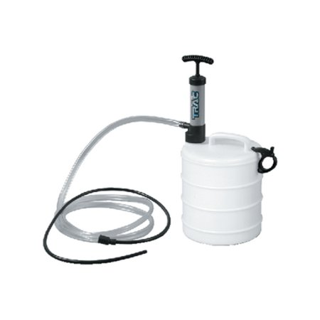 Trac 7 Liter Fluid/Oil Extractor (Best Oil Extractor Pump)