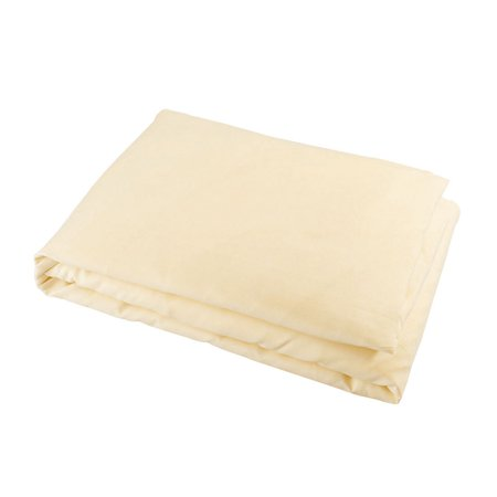 Pleated Bed Skirts Polyester Solid Dust Ruffle 14 Inch Drop Beige,21 - image 3 de 8