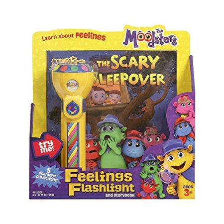 Flashlights For Kids (Moodsters Flashlight and Story)