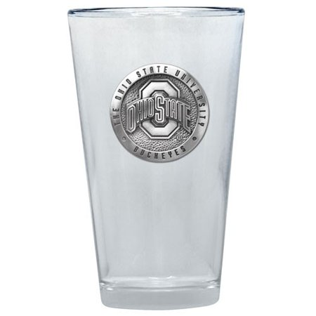 Ohio State Buckeyes Stained Glass - Ohio State Buckeyes Pint Glass PNT10175