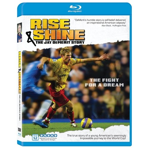Rise & Shine: The Jay Demerit Story (Blu-ray) (Widescreen)