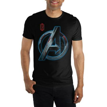A Symbol Mens Avengers Shirt Short Sleeve Avengers T - Avengers Symbols