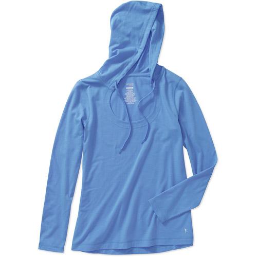 Danskin Now Women's Scoop Neck Pullover Hoodie
