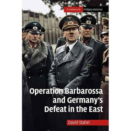 the historical impact of operation barbarosa