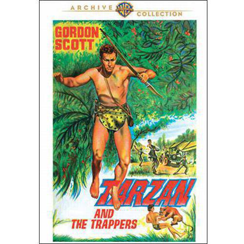 Tarzan And The Trappers  (Full Frame)