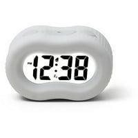 Timelink Rubber Fashion Alarm Clock