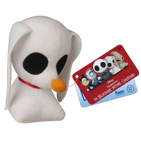 funko the nightmare before christmas mopeez zero 5 plush