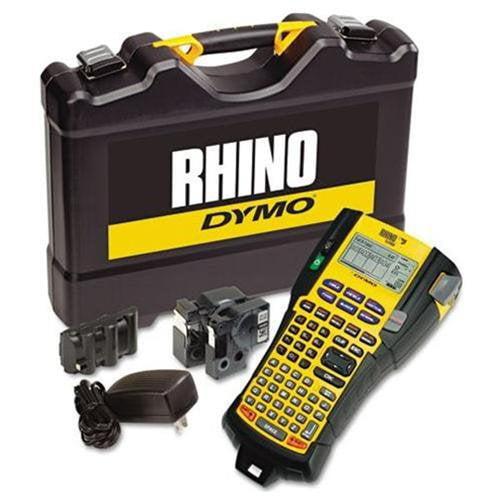 DYMO 1756589 Rhino 5200 Hard Case Kit Industrial Label Pr...