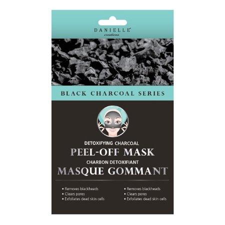 Sb Peel - Danielle Creations Detoxifying Charcoal Peel Off Mask - Option : 4 Pc