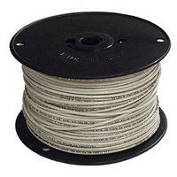 Building Wire,THHN,14 AWG,White,500ft SOUTHWIRE COMPANY 11580801