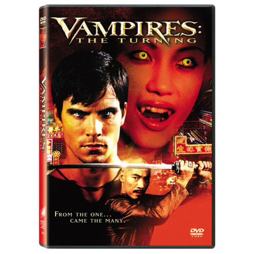 Vampires: The Turning (Widescreen)