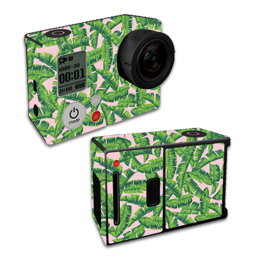 Skin For GoPro Hero3+ Plus – Jungle Glam | MightySkins Protective, Durable, and Unique Vinyl Decal wrap cover | Easy To Apply, Remove, and Change Styles | Made in the USA