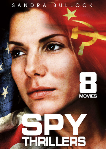 8-Movie Spy Thrillers ( (DVD)) by