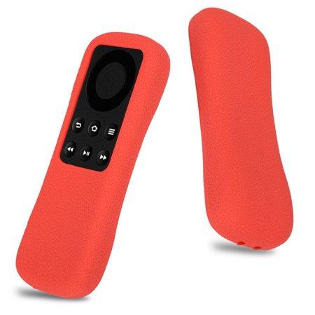 Ashata Shockproof Protective Anti-drop Silicone Cover Case For Amazon Fire TV Stick Remote Controller,Remote Controller Case, Remote Controller Cover For Amazon