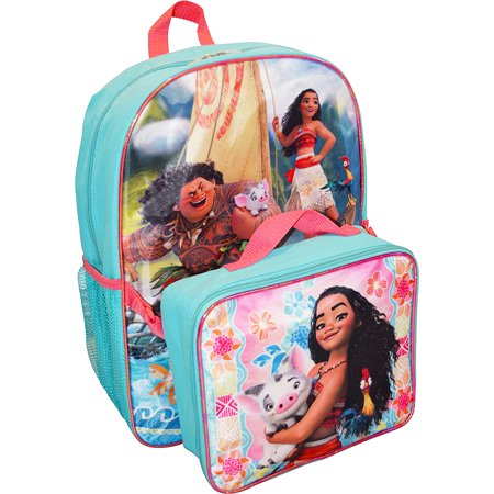 5c00e488dc9 Disney - Girls Moana Backpack 16
