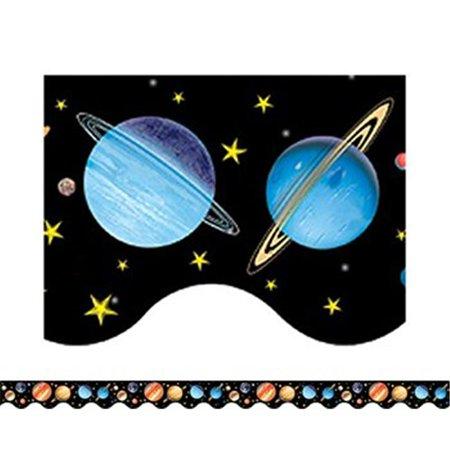 Solar System Stickers (Solar System Border Trim)
