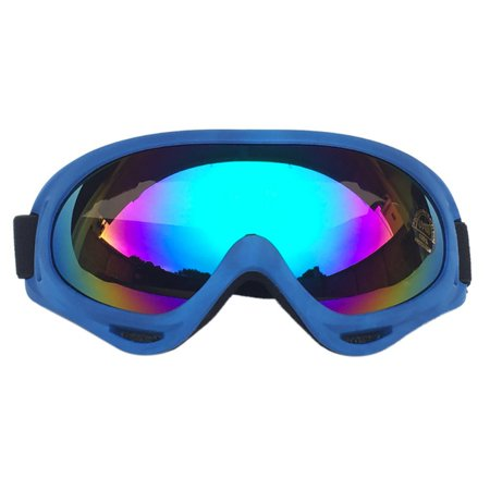 UV400 Ski Goggles, Unisex Anti-fog Winter Cycling Eyewear, Snowboard Snow Goggles For Adult, 100% Anti-uv MTB Skate Glasses (100 Uv400 Schutz)