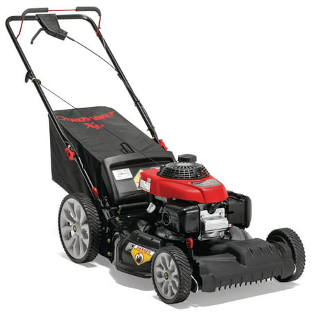 """Troy-Bilt TB270XP 21"""" Self-Propelled 3-in-1 Front Wheel Drive with 160cc OHC Honda Engine 12AVB2RQ766 [Remanufactured]"""