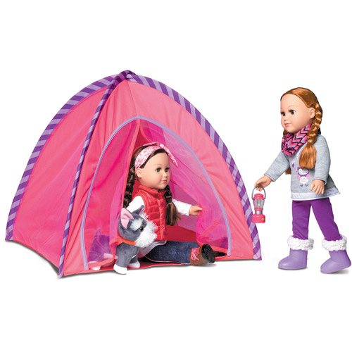 "My Life As Camping 18"" Doll Accessory Set"